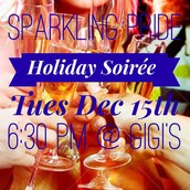 Sparkling Pride Holiday Soiree 12/15