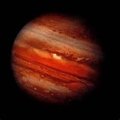 Jupiter is the biggest planet in the solar system!