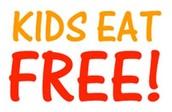 Kids Eat Free Signups