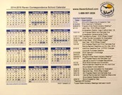 Magnetic Calendars Available
