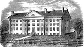 American School for the Deaf, circa 1817