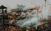 1838-1842: first opium war