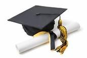 I am graduating high school