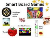 SmartBoard Games for whole classroom review: