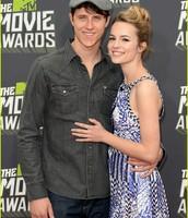 Bridget Mendler and Shane Haper