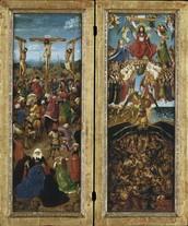 The Crucifixion; The Last Judgement