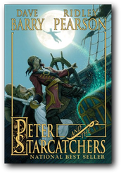 National Best Seller Peter and the Starcatchers