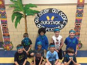 Blue Bandit Boys!
