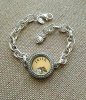 Our Link Locket Bracelet