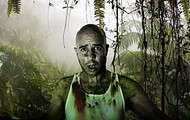 You got lost in the jungle