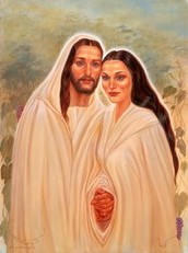 Walk in the steps of Yeshua Ben Joseph and Mary Magdalene