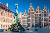 Visit Antwerp for vibrant nightlife!