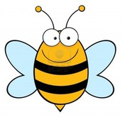 Buzzy the Bee is it!