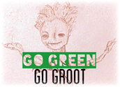 The Going Green Club Official Logo!!