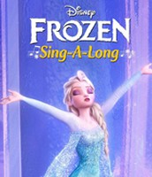 Family Movie: Frozen Sing-a-long!