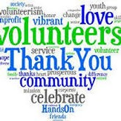 National Volunteer Week Celebrated 4/11- 4/15