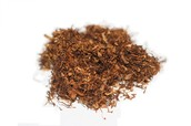 Ground tobacco