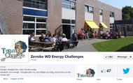 De Facebook pagina van Team Charge (Westerse Drift)