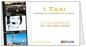 Met 1 telefoontje een taxi voor al uw klanten
