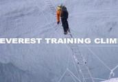 Mount Everest prepration for climbing