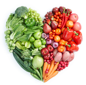 Yummy, fresh veggies.  Organic whenever possible!!