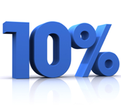 Purchase a property with as little as 10% down!