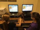 Hill 5th Graders Handling Code with Ease