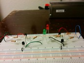 Electronics Breadboard