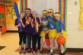 4th & 5th Grade - Say Cheese!