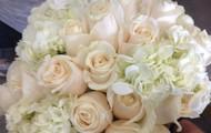 Rose & Hydrangea Bridal bouquet