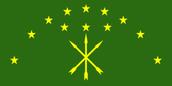 הדגל הצ'רקסי