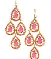 Seychelle Earrings- Pink