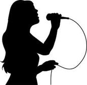 En mi me gusta cantar