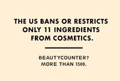 INVITE FRIENDS TO JOIN THE MISSION FOR SAFE BEAUTY!