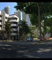 past and present of the housing in Tiong Bahru