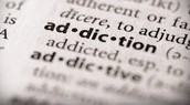 Addiction is real, and it is scary