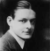 Thomas Stearns Eliot (26 September 1888 – 4 January 1965)