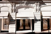 Chanel's First Store
