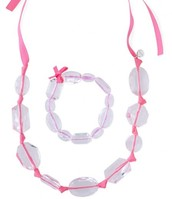 Izzie necklace/bracelet set