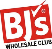 BJ's Wholesale Club . . .