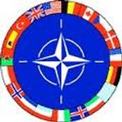 Symbol for NATO