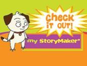 Website of the Week:  my StoryMaker
