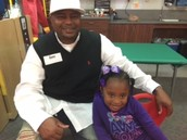 Asia and her Dad Kevin