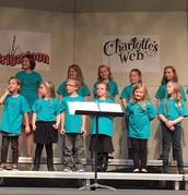 Aquin Students in HCC Choral Program