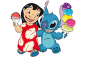 Bring your ohana to Lilo and Stitch's Shaved Ice!