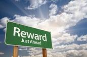 unused rewards