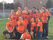 Team Picture Freshman/Seniors