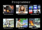 Where do computer programmers work?