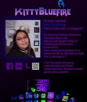 Kitty Bluefire
