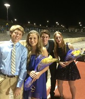 Homecoming Court!